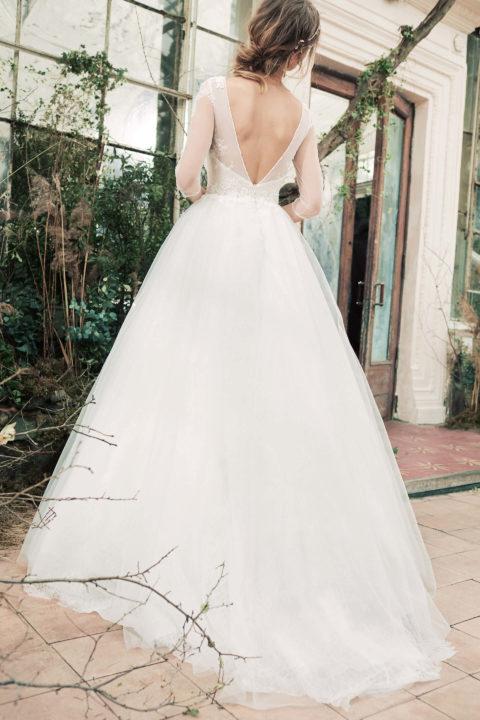 Свадебное платье Aigle, Коллекция Softness Syntagma, Anne-Mariée