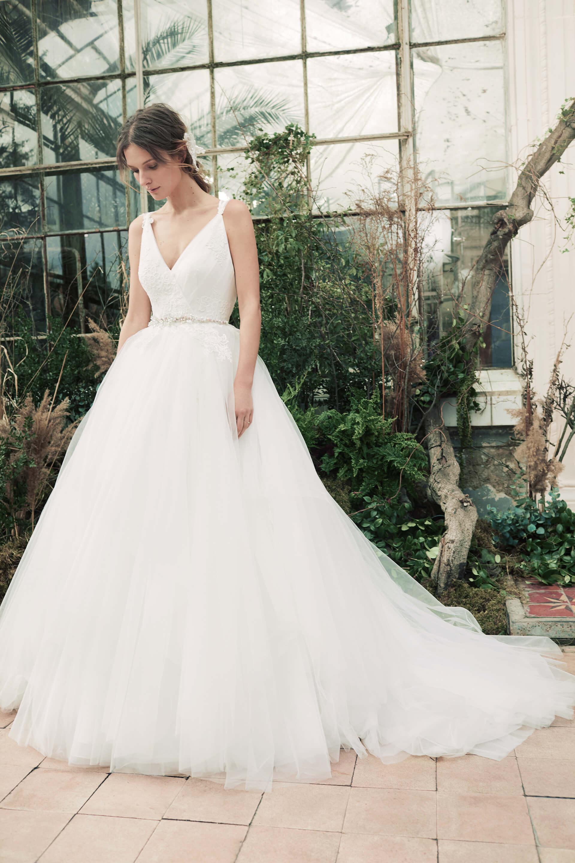 Свадебное платье Delia, Коллекция Softness Syntagma, Anne-Mariée