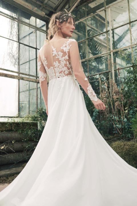 Свадебное платье Sang, Коллекция Softness Syntagma, Anne-Mariée
