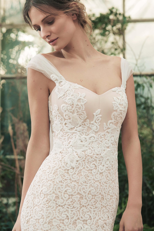 Свадебное платье Fab, Коллекция Softness Syntagma, Anne-Mariée