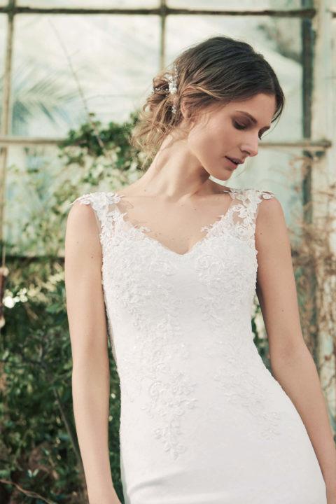 Свадебное платье Gio, Коллекция Softness Syntagma, Anne-Mariée