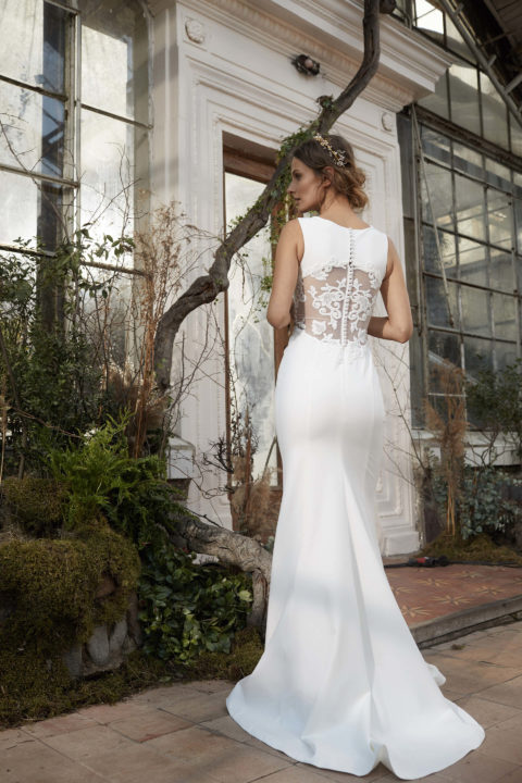 Свадебное платье Timo, Коллекция Softness Syntagma, Anne-Mariée