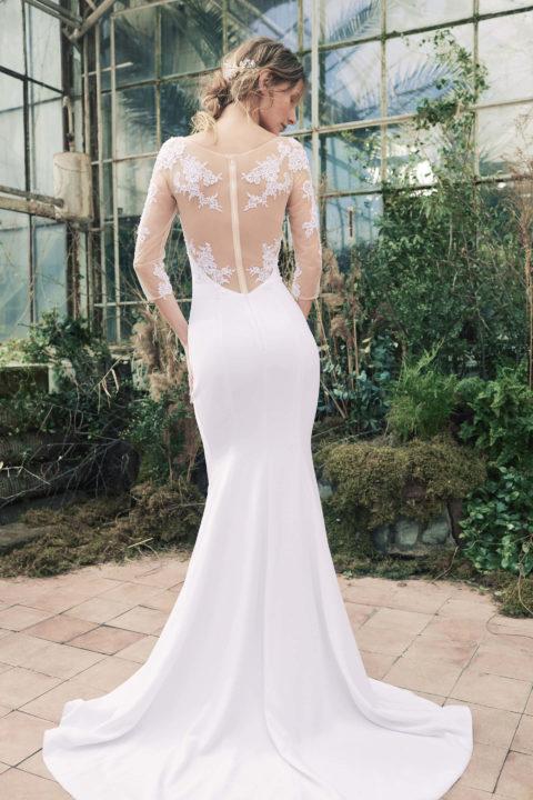 Свадебное платье Ago, Коллекция Softness Syntagma, Anne-Mariée