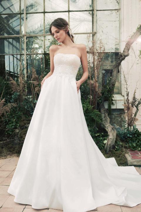 Свадебное платье Debby, Коллекция Softness Syntagma, Anne-Mariée
