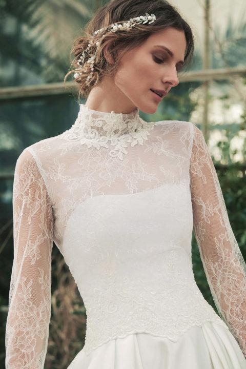 Свадебное платье Stef, Коллекция Softness Syntagma, Anne-Mariée