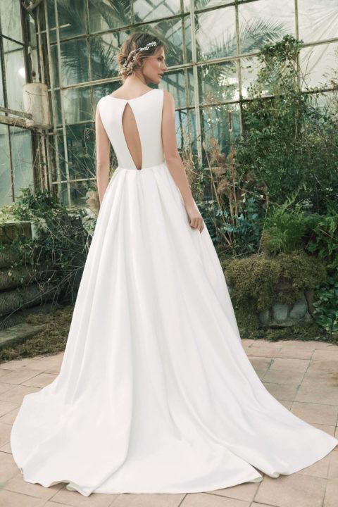Свадебное платье Keira, Коллекция Softness Syntagma, Anne-Mariée