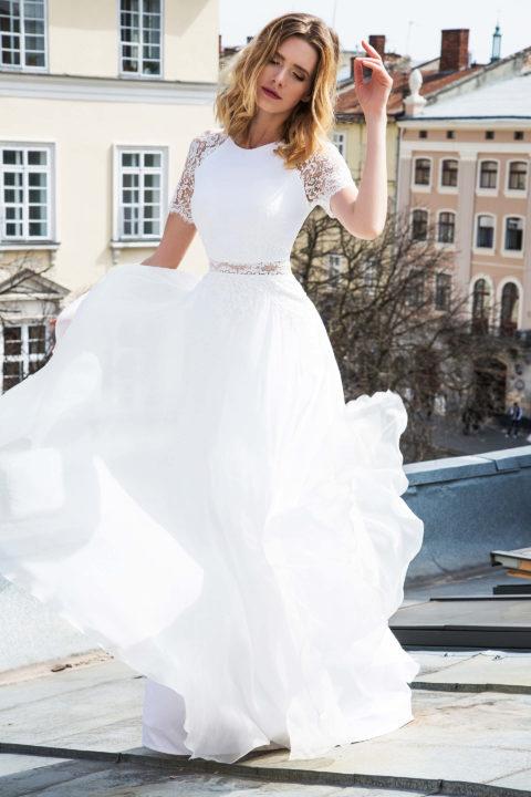 Свадебное платье Adelli, Коллекция Sensus veris, Anne-Mariée