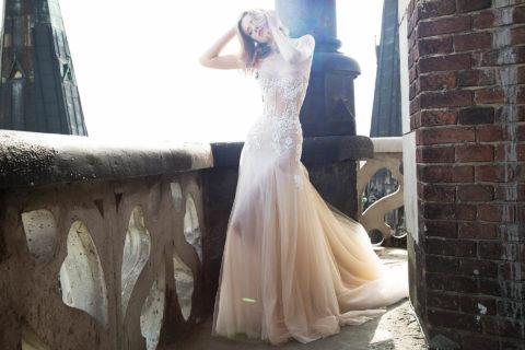 Свадебное платье Amber, Коллекция Sensus veris, Anne-Mariée