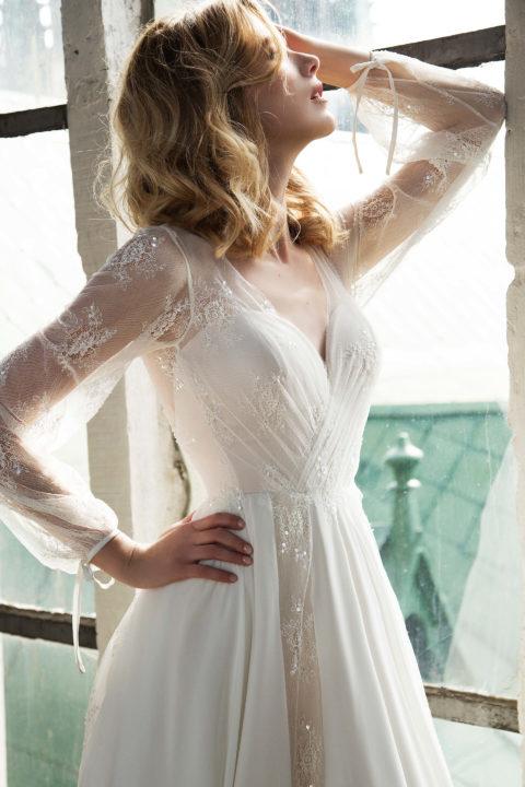 Свадебное платье Ashley, Коллекция Sensus veris, Anne-Mariée