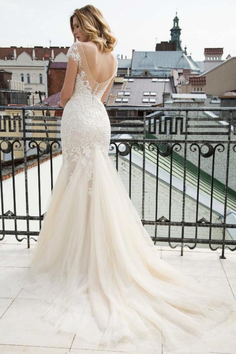 Свадебное платье Bridey, Коллекция Sensus veris, Anne-Mariée