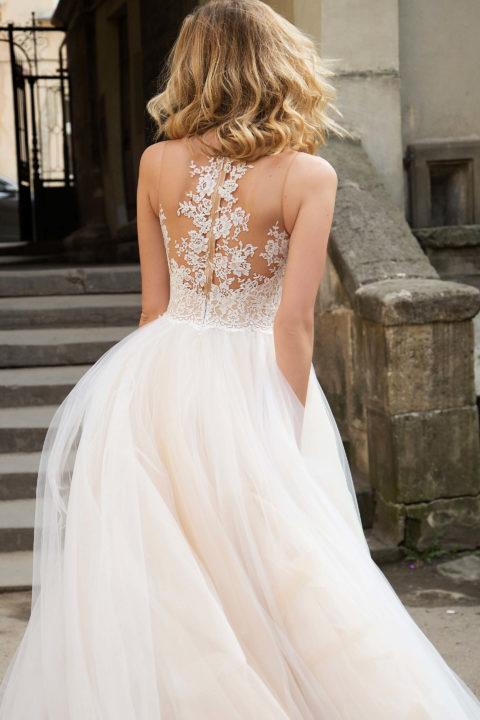 Свадебное платье Cheryl, Коллекция Sensus veris, Anne-Mariée