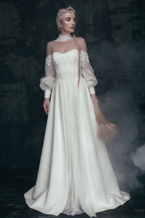 Свадебное платье Dana, Коллекция Anna de France, Anne-Mariée