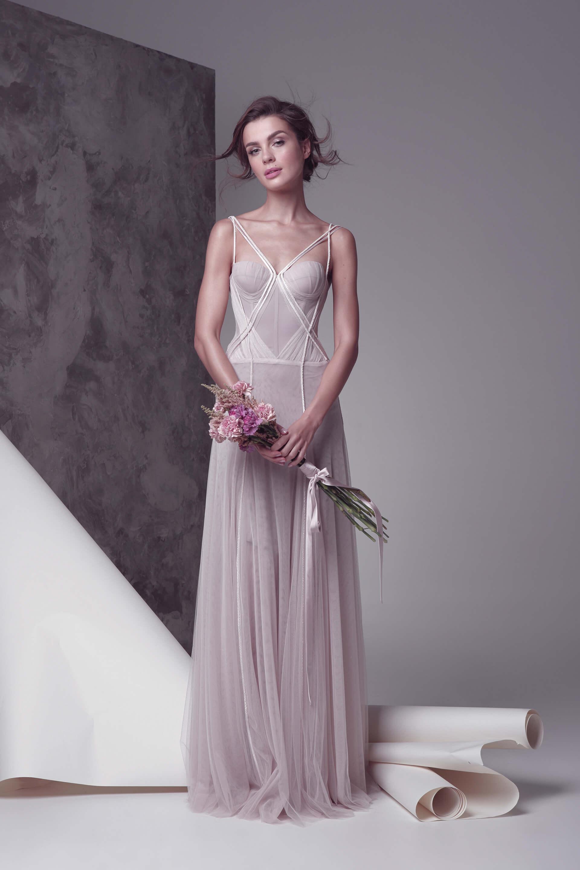Свадебное платье Emfatica, Коллекция by Oksana Pravnyk, Anne-Mariée