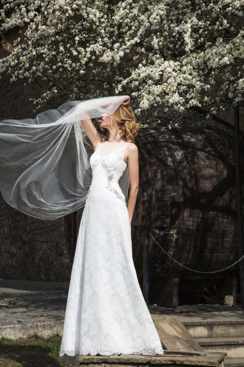 Свадебное платье Eveline, Коллекция Sensus veris, Anne-Mariée
