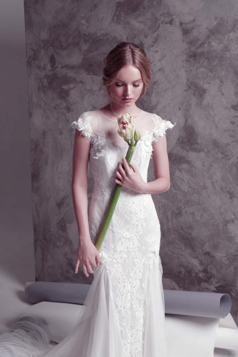 Свадебное платье Fier, Коллекция by Oksana Pravnyk, Anne-Mariée