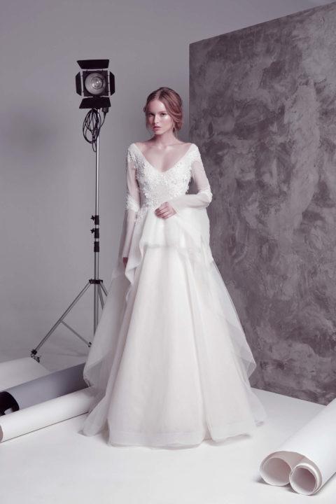 Свадебное платье Giocoso, Коллекция by Oksana Pravnyk, Anne-Mariée