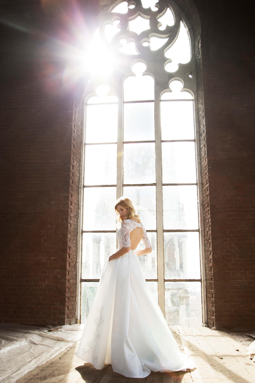Свадебное платье Joselyn, Коллекция Sensus veris, Anne-Mariée