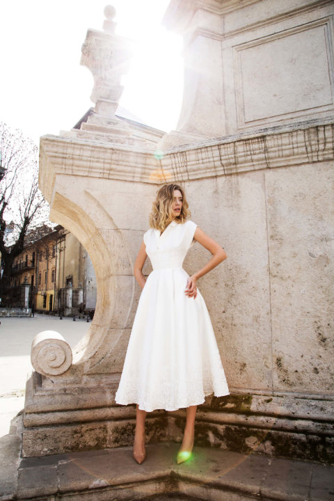 Свадебное платье Kasy, Коллекция Sensus veris, Anne-Mariée