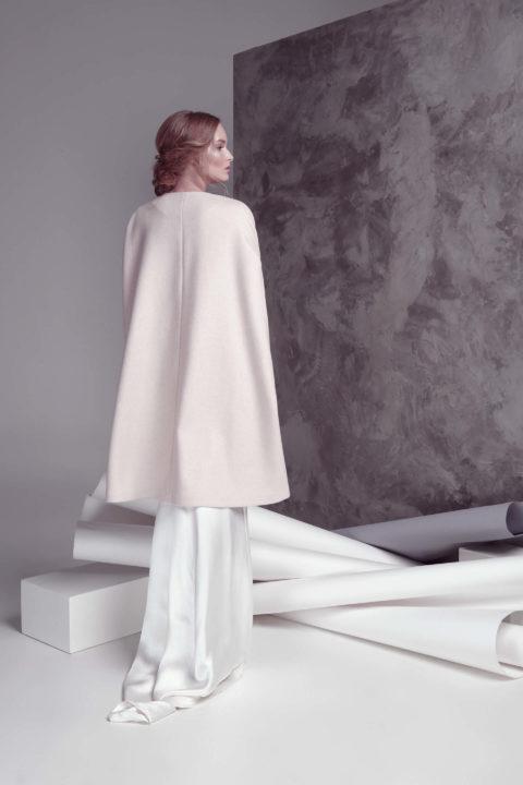 Свадебное платье Lacrimo (cape), Коллекция by Oksana Pravnyk, Anne-Mariée