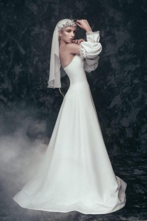 Свадебное платье Ladom, Коллекция Anna de France, Anne-Mariée