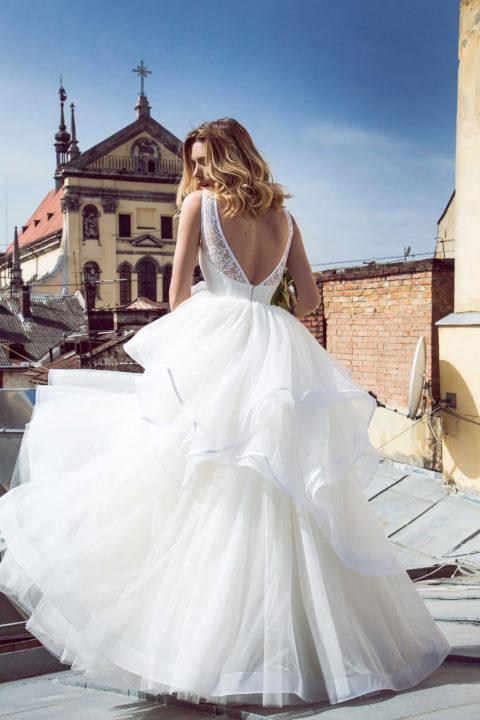 Свадебное платье Latisha, Коллекция Sensus veris, Anne-Mariée