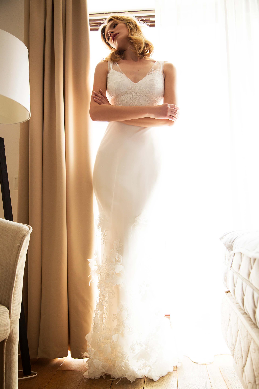 Свадебное платье Latoya, Коллекция Sensus veris, Anne-Mariée