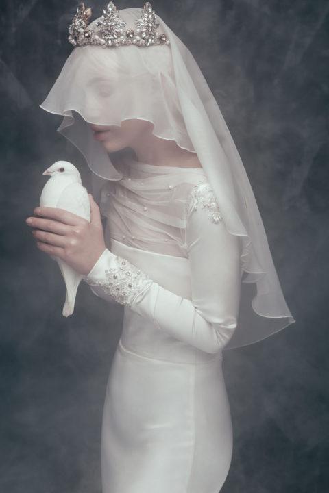 Свадебное платье Lelia, Коллекция Anna de France, Anne-Mariée