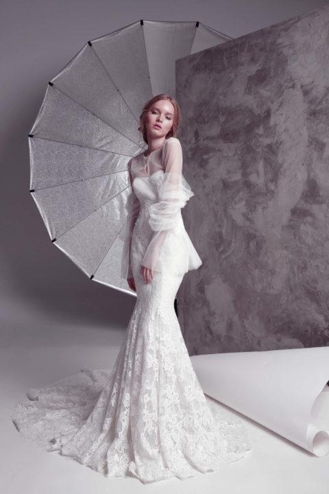 Свадебное платье Luce, Коллекция by Oksana Pravnyk, Anne-Mariée