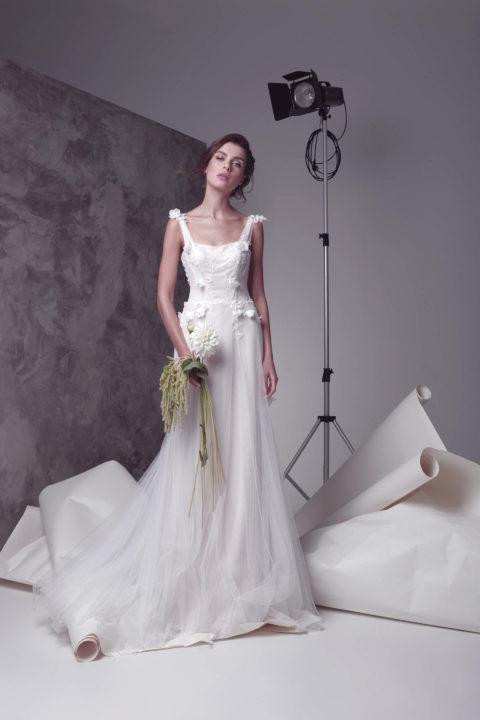 Свадебное платье Luminoso, Коллекция by Oksana Pravnyk, Anne-Mariée
