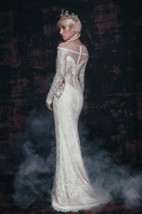 Свадебное платье Lybid, Коллекция Anna de France, Anne-Mariée