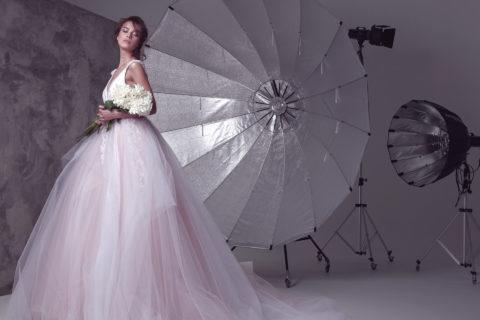 Свадебное платье Magnifica, Коллекция by Oksana Pravnyk, Anne-Mariée
