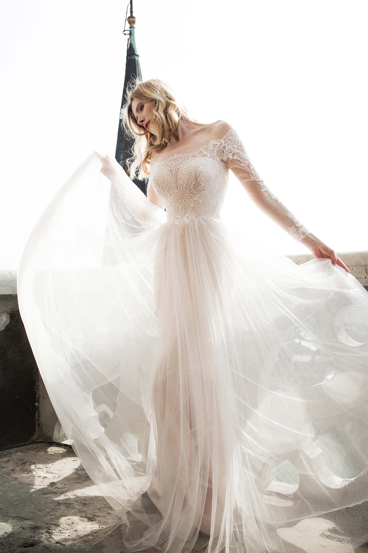 Свадебное платье Miriam, Коллекция Sensus veris, Anne-Mariée