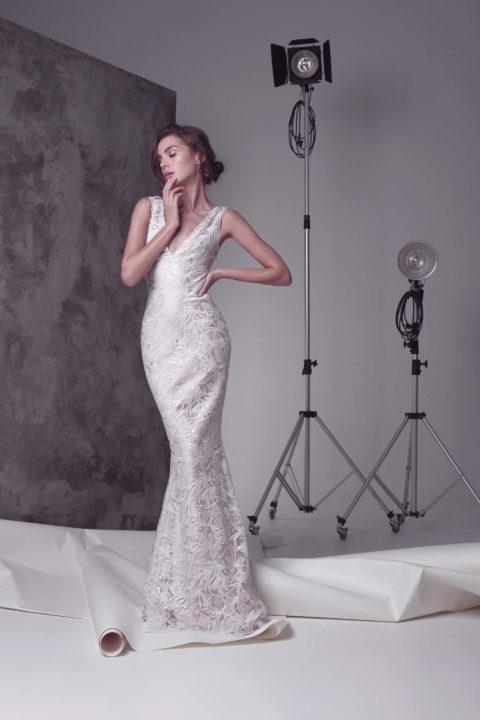 Свадебное платье Modesta, Коллекция by Oksana Pravnyk, Anne-Mariée