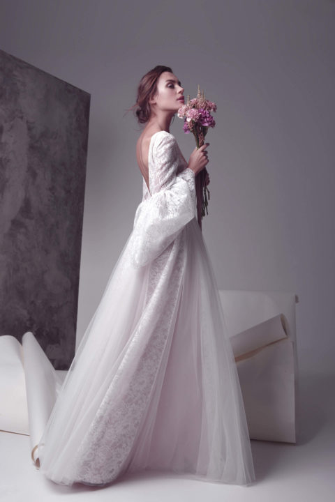 Свадебное платье Nobile, Коллекция by Oksana Pravnyk, Anne-Mariée