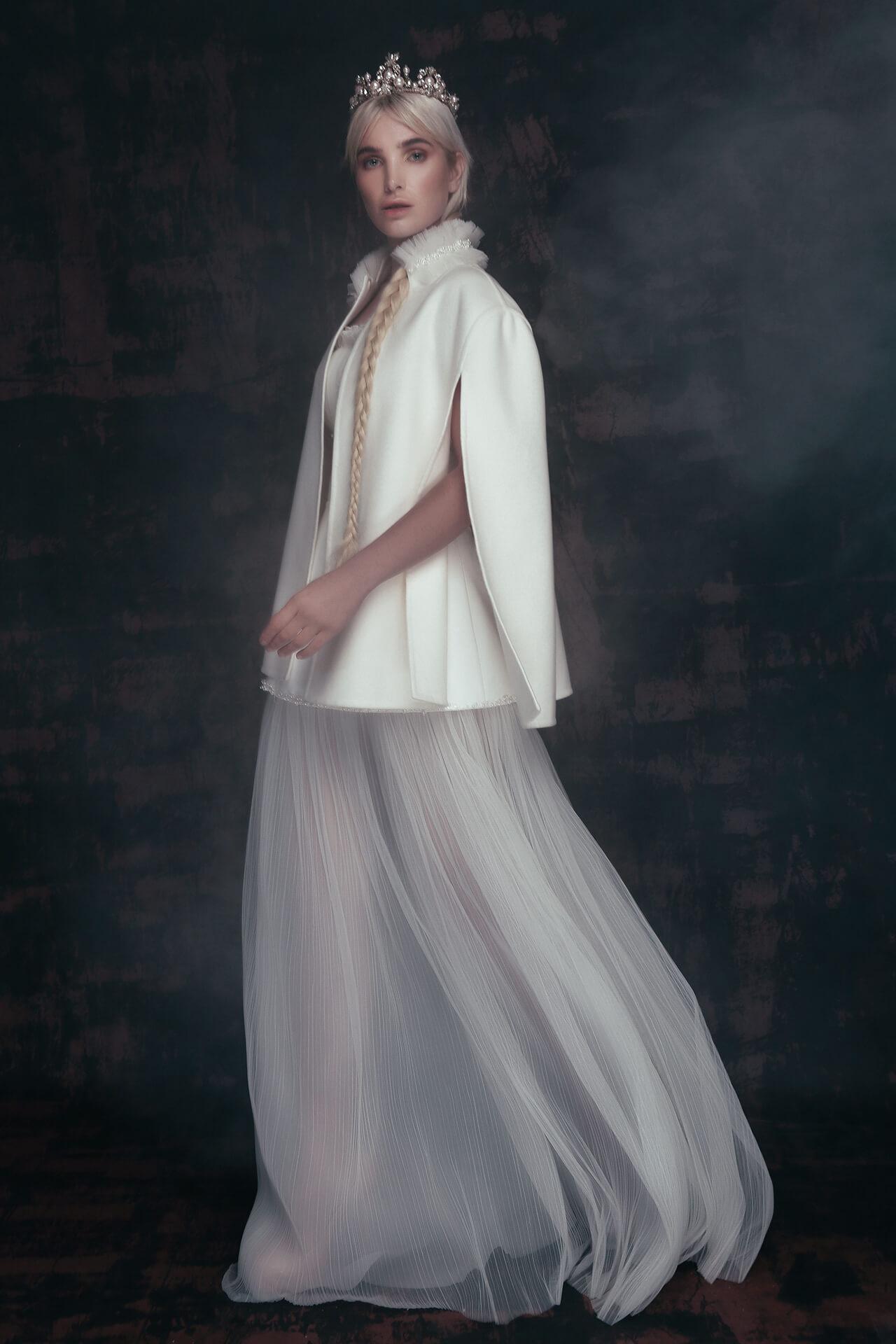 Свадебное платье Orean, Коллекция Anna de France, Anne-Mariée