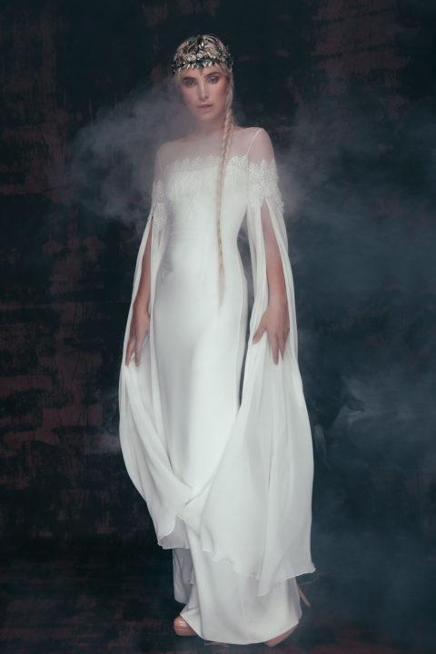 Свадебное платье Pallada, Коллекция Anna de France, Anne-Mariée