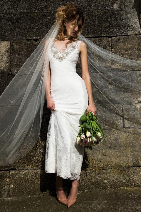 Свадебное платье Paula, Коллекция Sensus veris, Anne-Mariée