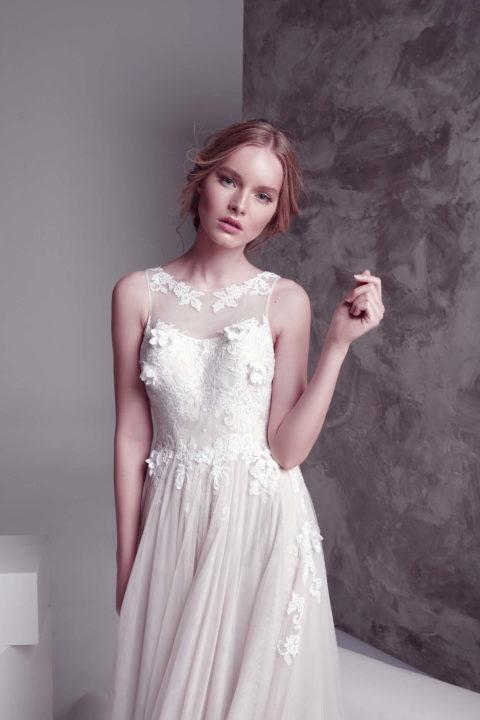 Свадебное платье Sensibila, Коллекция by Oksana Pravnyk, Anne-Mariée