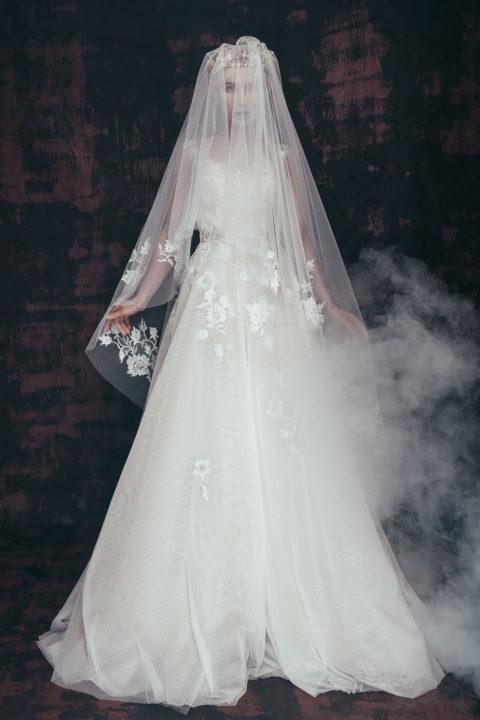 Свадебное платье Siana, Коллекция Anna de France, Anne-Mariée