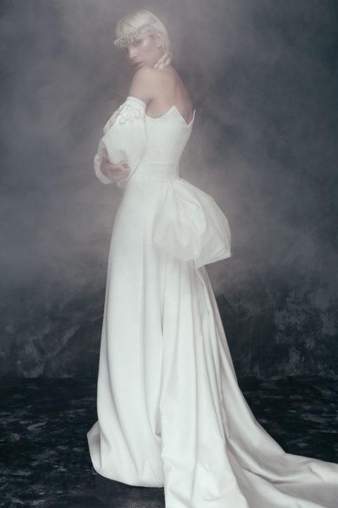 Свадебное платье Taiana, Коллекция Anna de France, Anne-Mariée
