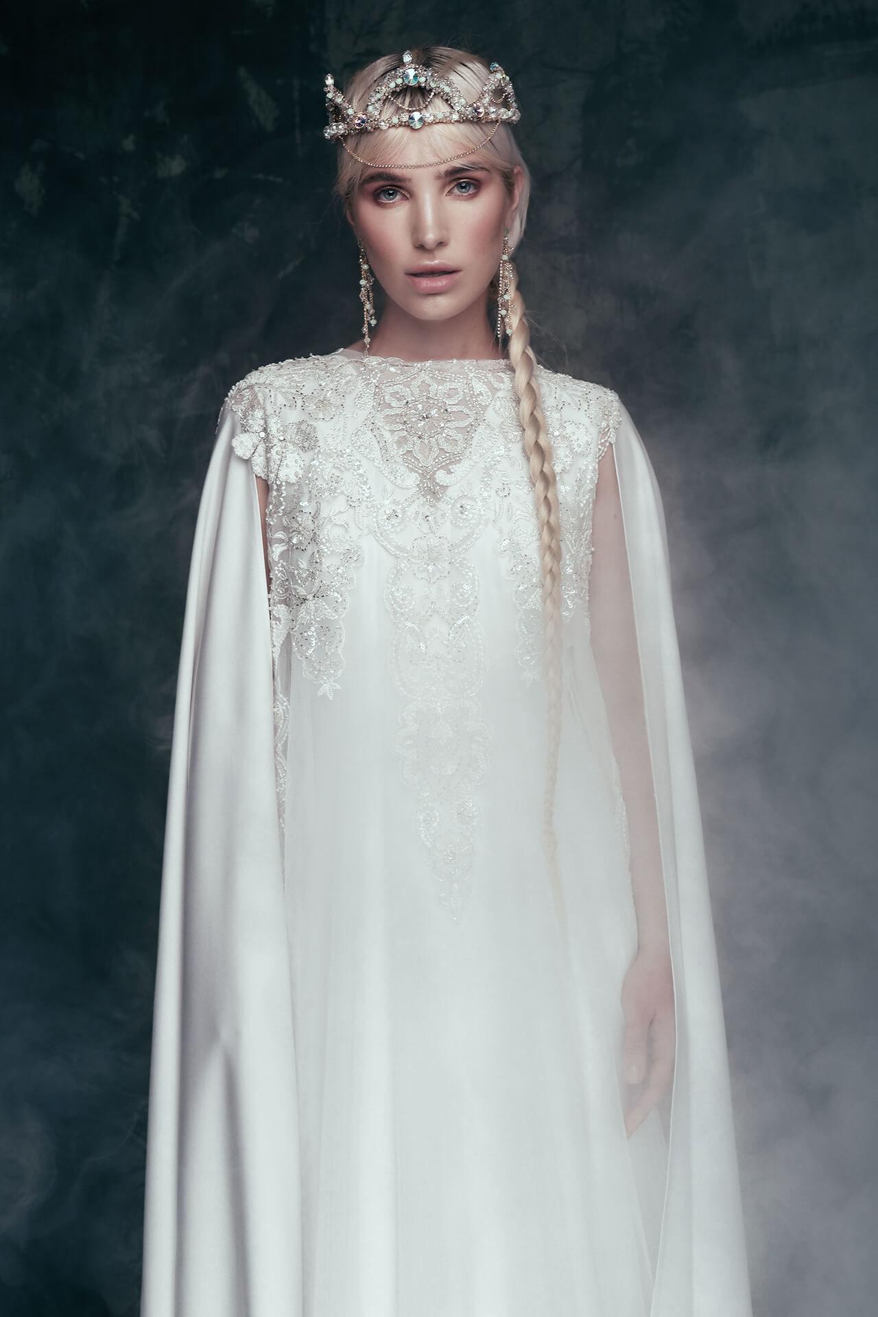 Velina, Anna reine de France