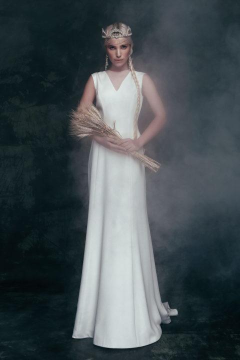Свадебное платье Velina, Коллекция Anna de France, Anne-Mariée