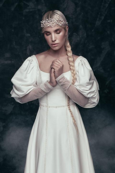 Свадебное платье Veseia, Коллекция Anna de France, Anne-Mariée