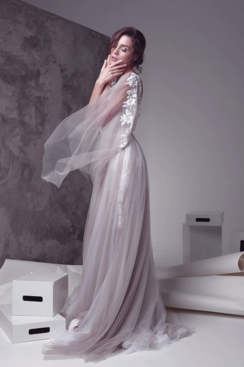 Свадебное платье Volante, Коллекция by Oksana Pravnyk, Anne-Mariée