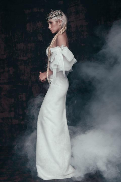 Свадебное платье Yasna, Коллекция Anna de France, Anne-Mariée