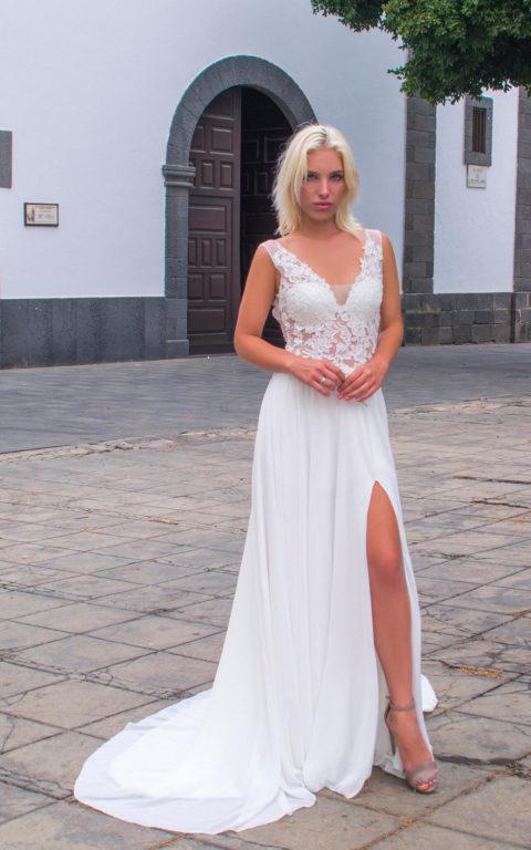 Свадебное платье Agejp, Коллекция Boho, Anne-Mariée