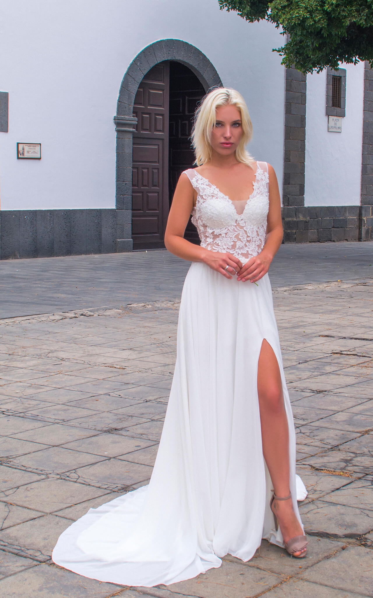 Свадебное платье Агейп, Коллекция Boho, Anne-Mariée