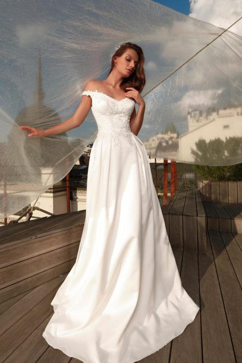 Свадебное платье Aliche, Коллекция Cloudy dreams, Anne-Mariée