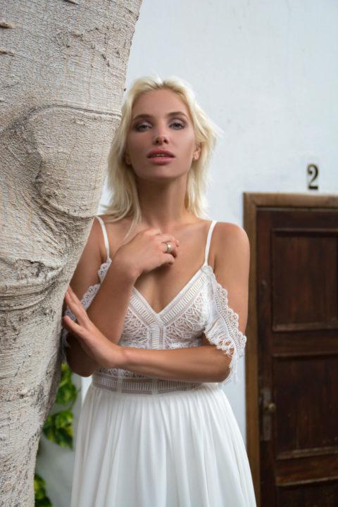Свадебное платье Aminta, Коллекция Boho, Anne-Mariée