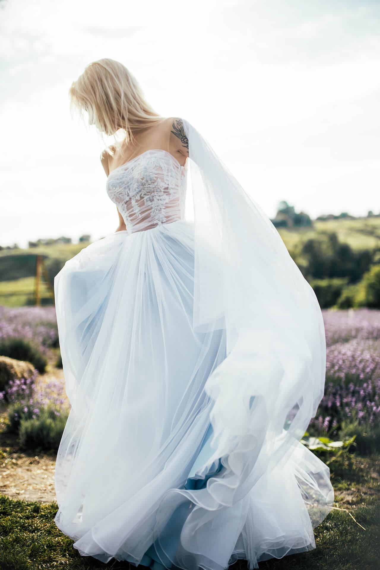 Свадебное платье Asteria, Коллекция Zhiva, Anne-Mariée